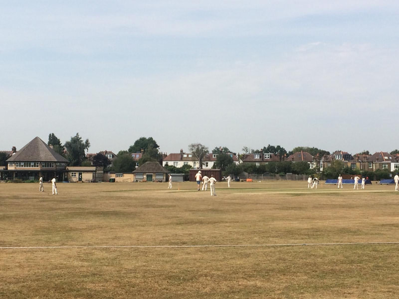 The its hot view at Dulwich Sports Ground London (DSG)