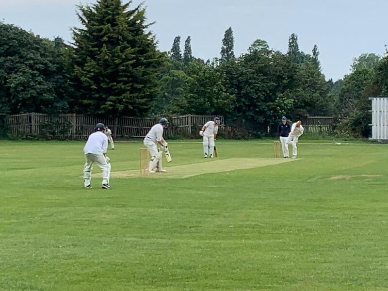 League and friendly cricket at Dulwich Sports Ground London (DSG)
